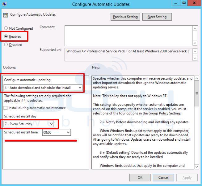 auto-update-configure