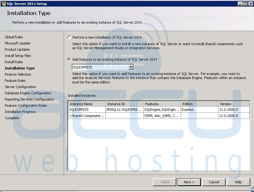 How to install SSRS (SQL Server Reporting Service) on MSSQL