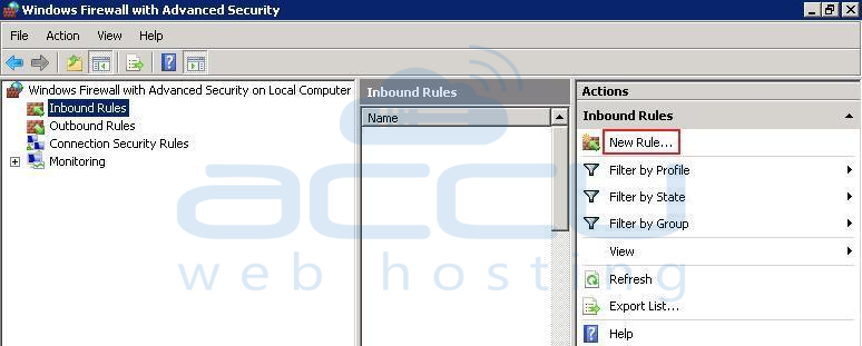 How to block single IP address or range of IP addresses from