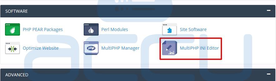 PHP.ini Editor