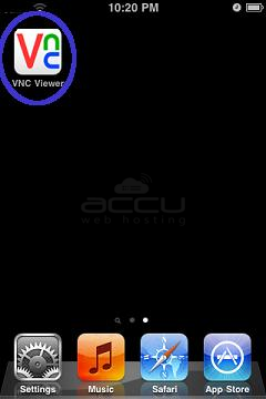 How to check my Windows VPS from my iPod Touch or iPhone
