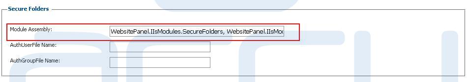 Secure Folders