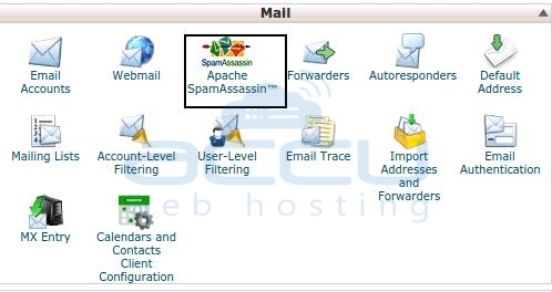 Enable Spam Assassin in cPanel