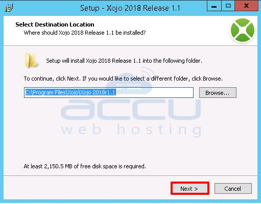 How to install Xojo Apps on the Windows VPS? - Knowledgebase