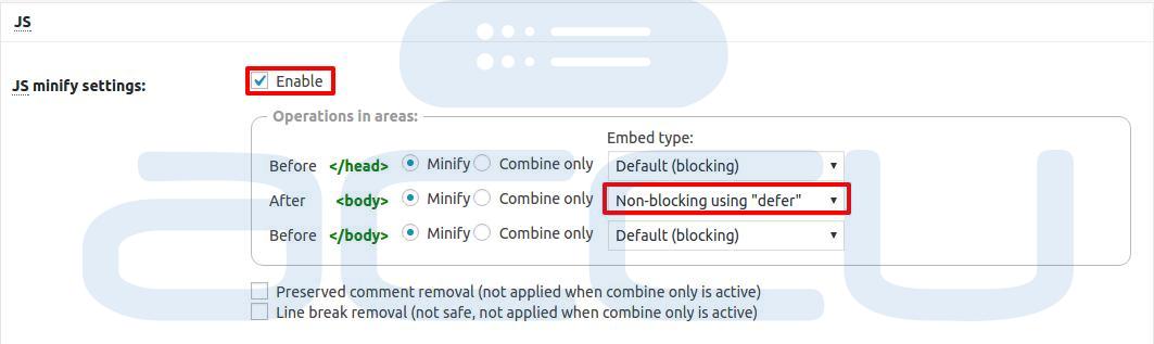 JS Minify