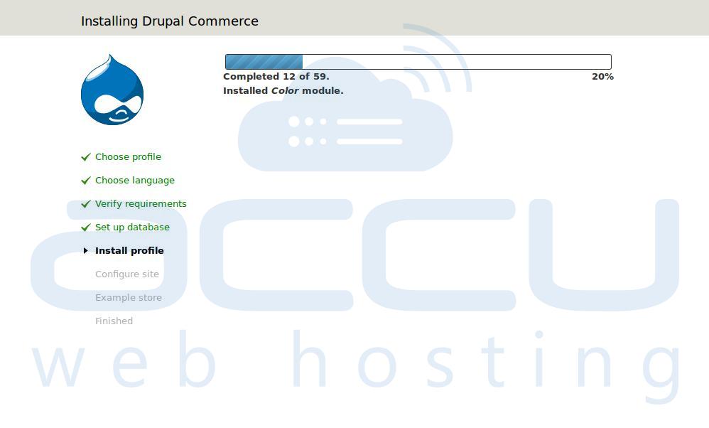 Drupal Profile