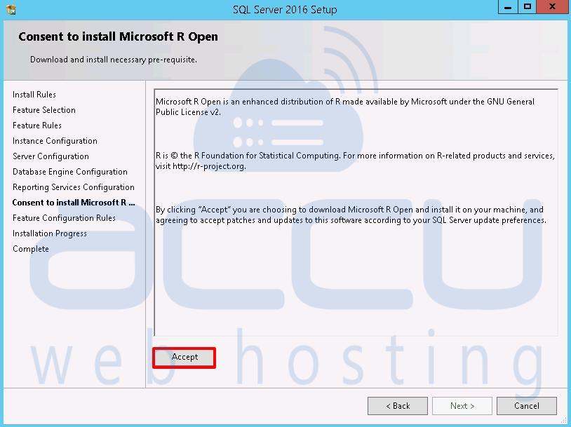 Install Microsoft R Open