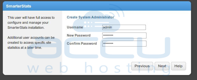 Reset admin User's Password