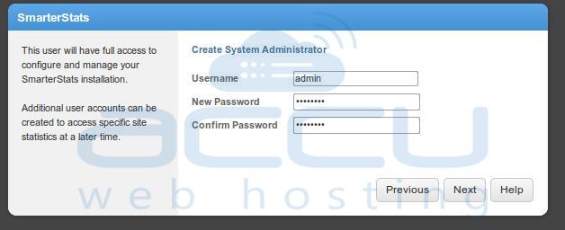 Reset admin User's Password