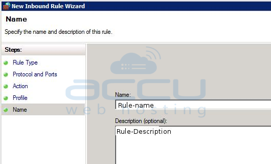 How to Open Ports in Firewall on Windows Server 2008 R2