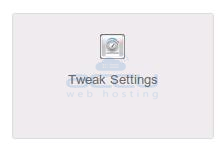 WHM Tweak Settings