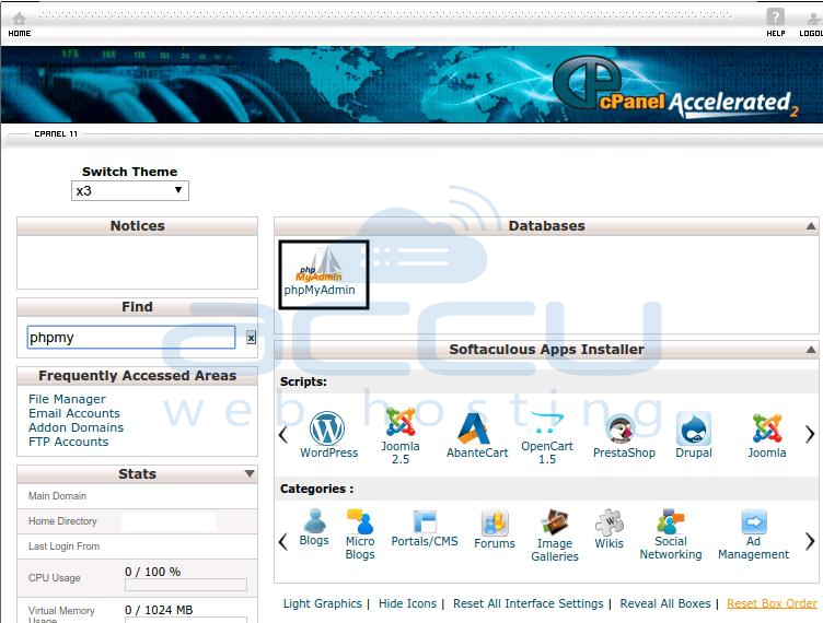 Groovy How To Repair Mysql Database From Cpanel Whm And Phpmyadmin Best Image Libraries Counlowcountryjoecom