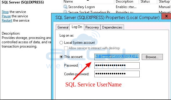 Fix : Server Unable to load user-specified certificate  The