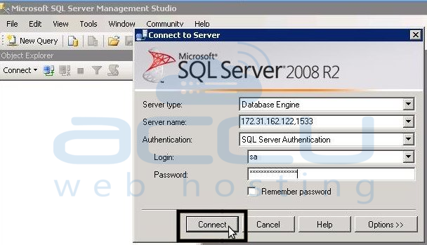 MS SQL Server Management Studio