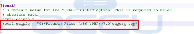 SSL-certificate-problem-php-ini