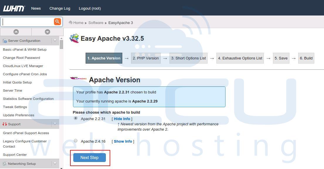 Apache Profile